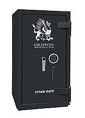 Сейф огневзломостойкий Griffon CL II.90.K.E