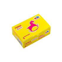 Гуаш Гамма України Улюблені іграшки 6 кольорів 10 мл (221031)