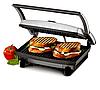 Гриль тостер Livstar LSU-1209 прижимной контактный | Электрогриль бутербродница, фото 2