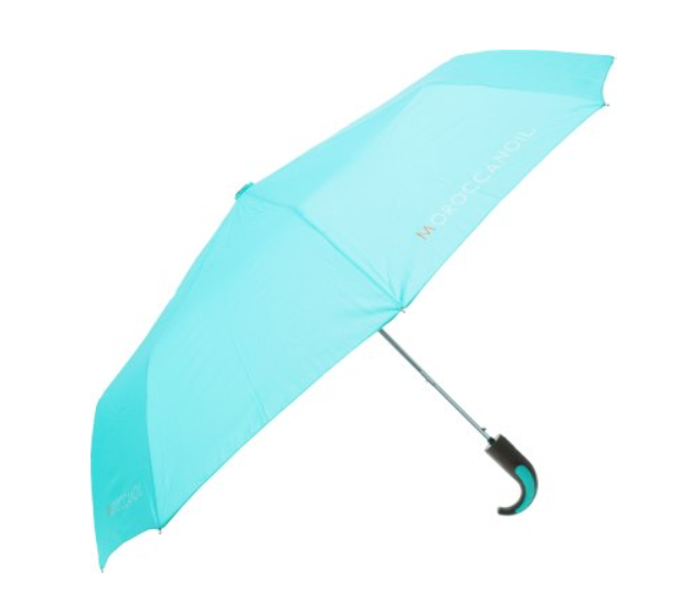 Зонт складной полуавтомат Moroccanoil