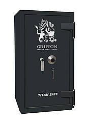 Сейф огневзломостойкий Griffon CL II.90.K.C