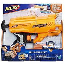 Бластер Nerf accustrike elite quadrant E0012