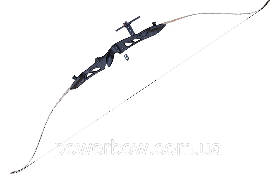 Рекурсивный лук Jandao 66/24-Black-S
