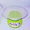 Кухонные весы LIVSTAR LSU-1775 электронные овальные с чашей 7 кг