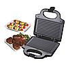 Гриль тостер Livstar LSU-1211 притискної контактний | Електрогриль бутербродниця