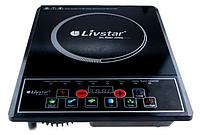 Электроплита Livstar LSU-1178 инфракрасная | Плита электрическая настольная Ливстар