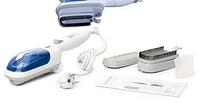 Отпариватель TOBI-2078 ручной паровой утюг щетка для одежды