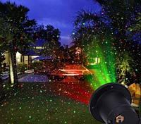 Лазерный звездный проектор Star Shower Motion Laser Light с пультом ОПТОМ!