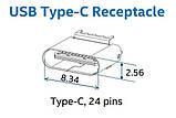Эндоскоп 1,5 м 7 мм  разъем микро- USB Type-С жесткий кабель, фото 2