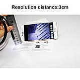 Эндоскоп 1,5 м 7 мм  разъем микро- USB Type-С жесткий кабель, фото 4