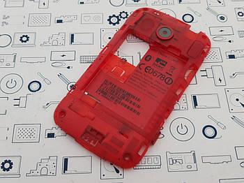 Средний корпус HTC A320e Сервисный оригинал с разборки