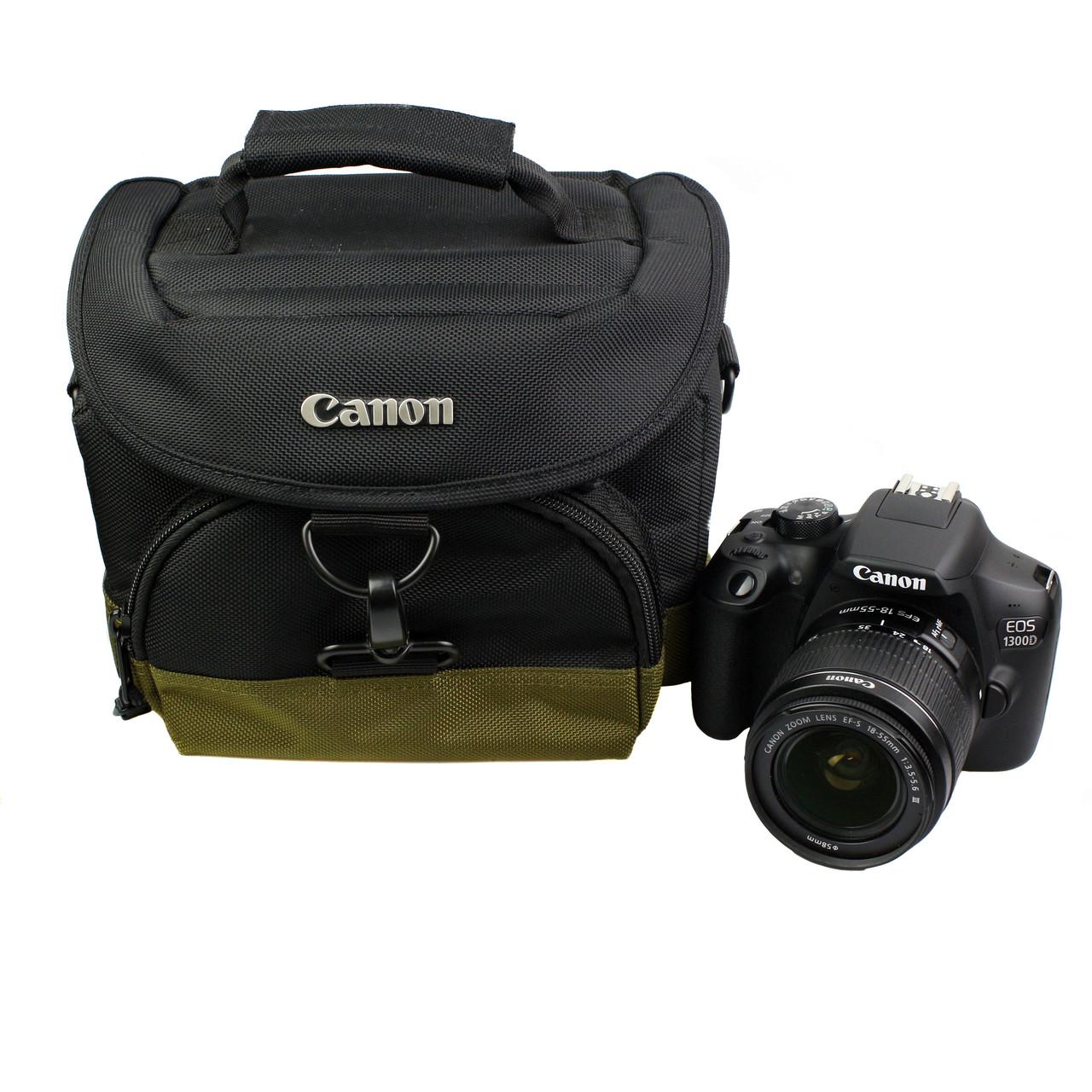 Фотоаппарат Canon EOS 1300D Kit 18-55mm DC III Повреждена упаковка / в магазине