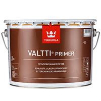 Грунтовка для древесины Valtti Primer Tikkurila 9 л.