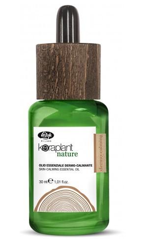 Масло с кожеуспокаивающим действием Lisap Keraplant Nature skin-calming oil, 30мл