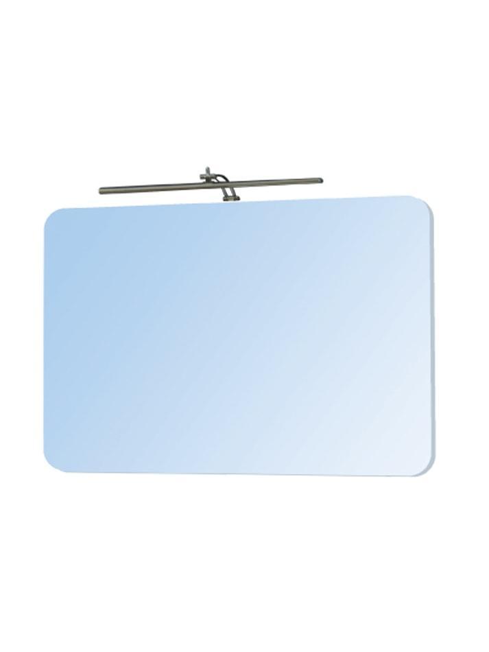 Зеркало Мойдодыр Бест Лайн 100х60 со светильником
