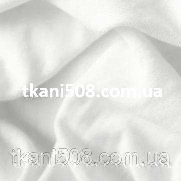 Трикотаж Вискоза ( Белый)