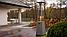 Садовый камин газовый KRATKI UMBRELLA стальной черный, фото 9