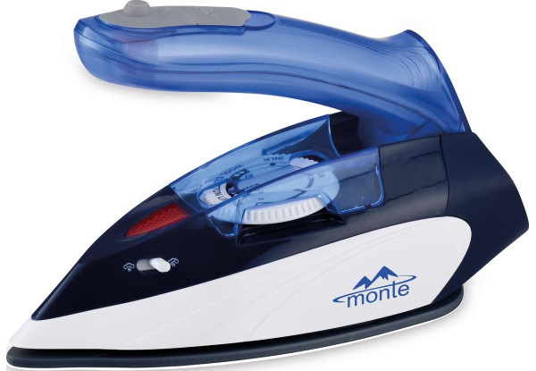 Утюг дорожный Monte MT-1515