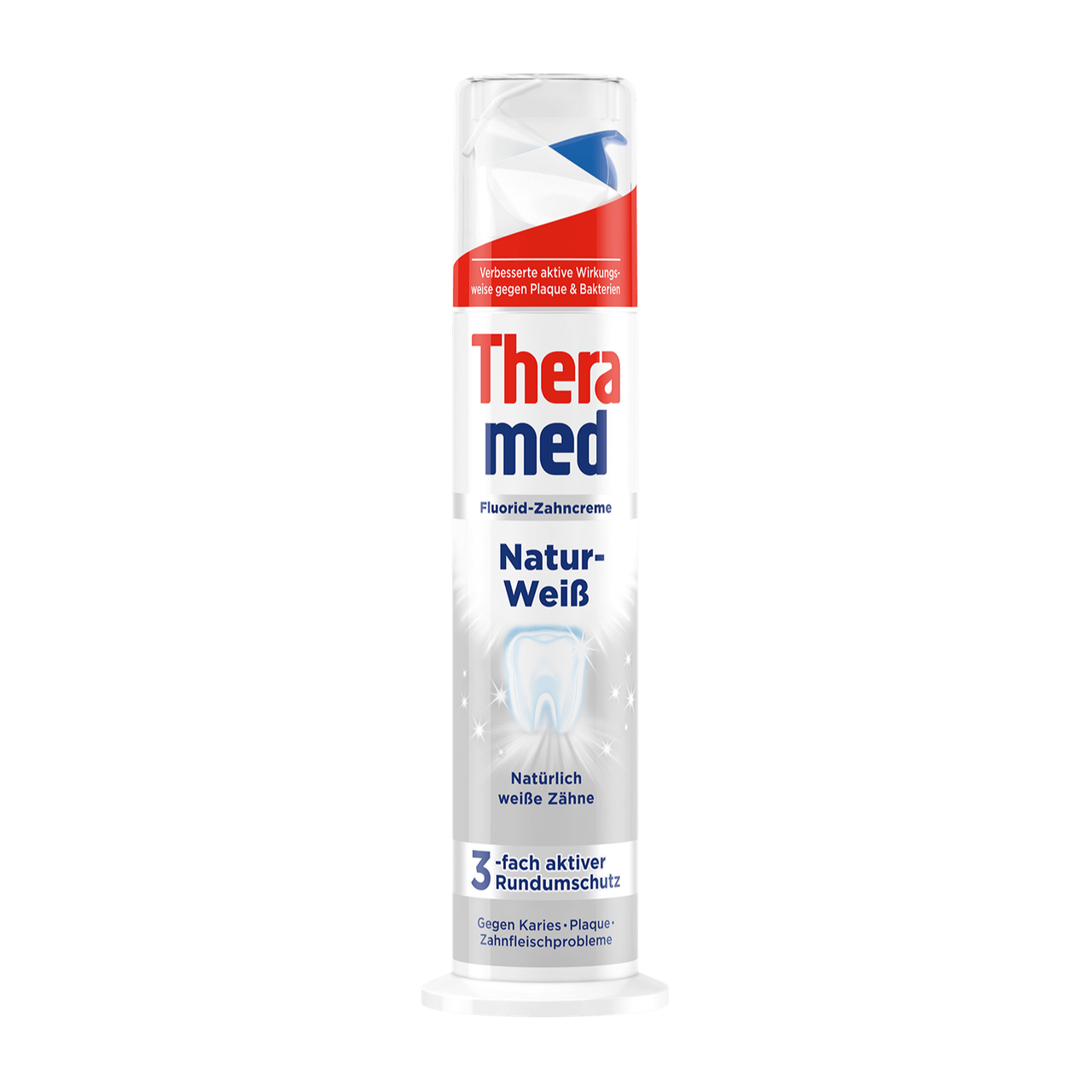 Зубна паста Theramed Natur-Weis, 100мл