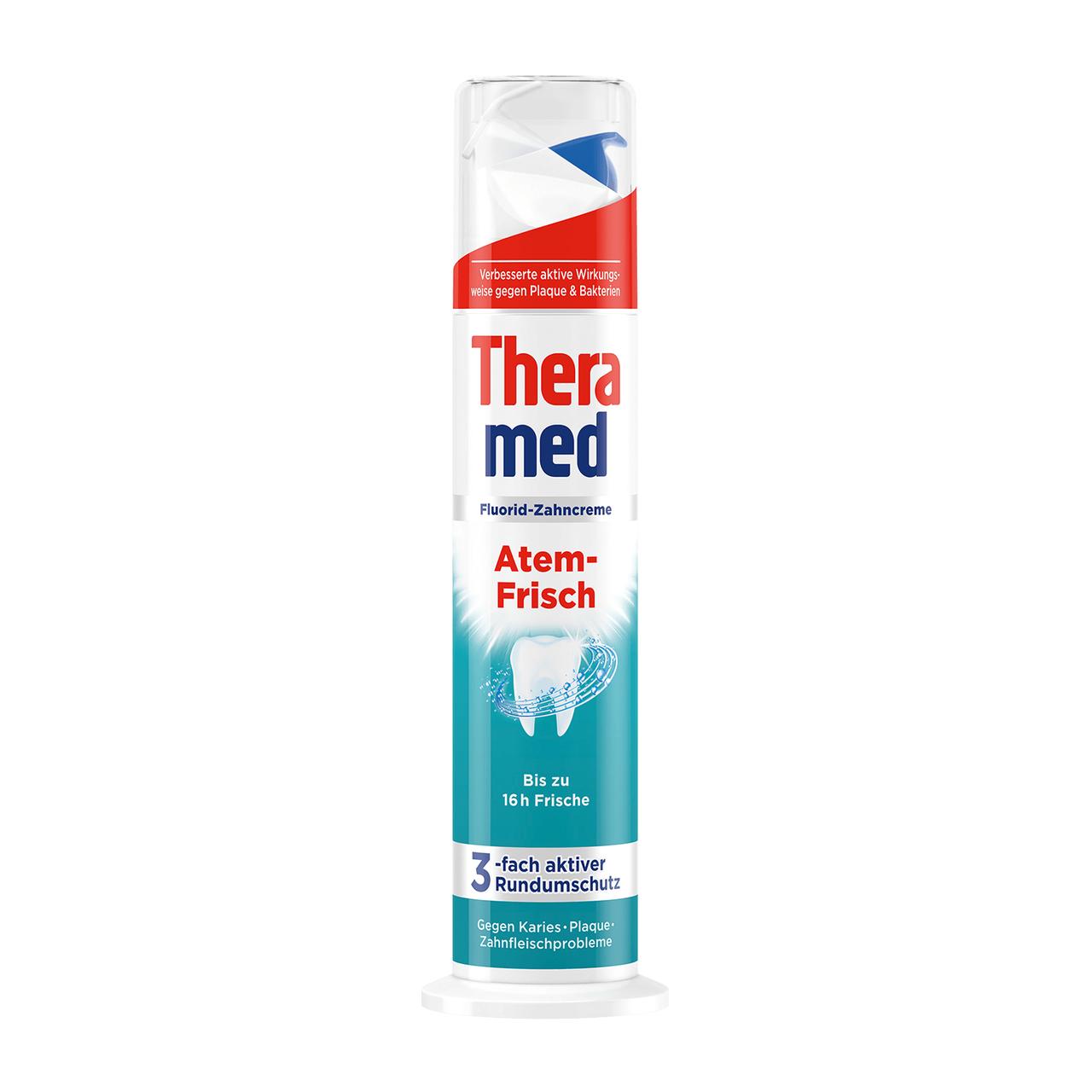 Зубна паста Theramed Atem-Frisch, 100мл