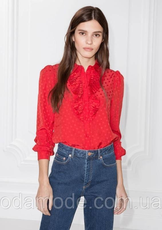 Жіноча блуза & Other Stories червона