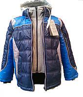 Куртка демисезонная на мальчика 5-15 лет, фото 1
