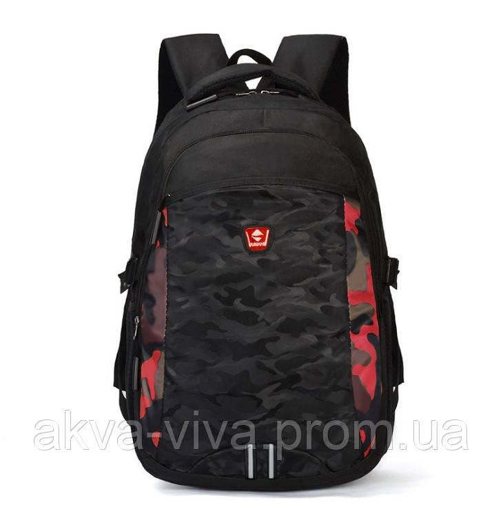 Рюкзак с элементами камуфляжа (СР-1123)