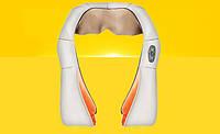 Массажер для шеи и плеч с подогревом ACK накидной