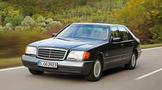 Mercedes (w140) s-klasse