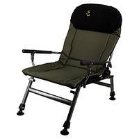 Кресло карповое складное Elektrostatyk FK5 (до 150 кг)