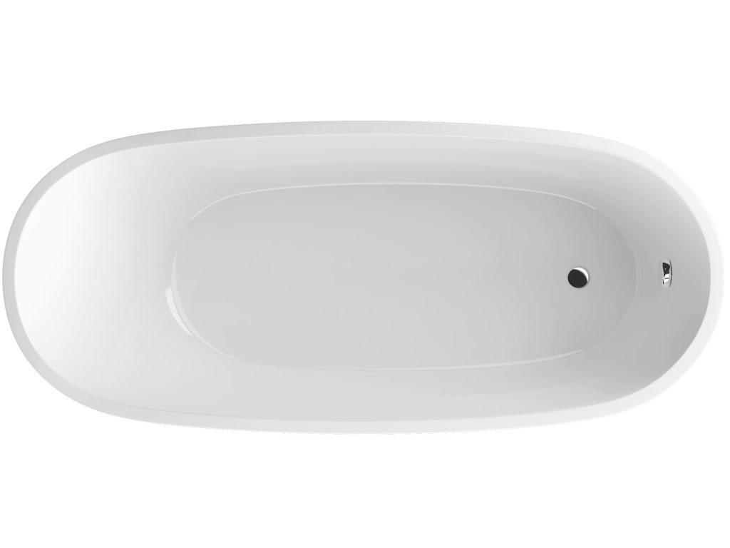 Ванная отдельностоящая Radaway SAPIENTZA с сифоном
