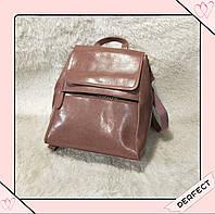 Стильный рюкзак натуральная кожа для женщин