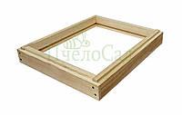 Подкрышник для ульев на 12 рамок, без потолочин, сосновый