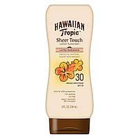 Cолнцезащитный лосьон для тела с сиянием Hawaiian Tropic Sheer Touch Lotion Sunscreen SPF 30
