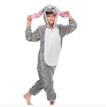 Модний кігурумі Негідник кролик 152 см