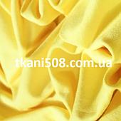 Трикотаж Вискоза (Жёлтый)