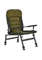 Кресло карповое складное Elektrostatyk FK6 CUZO (до 150 кг)