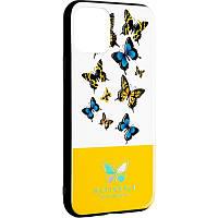 Butterfly Case for Huawei P Smart Z Yellow, фото 1