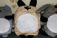 "Подушка-игрушка с фото, с принтом ""Собачка"""