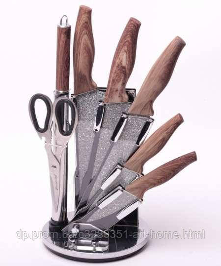 Набор ножей 8 пр Kamille KM-5139