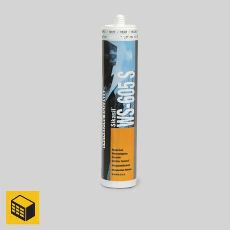 Sikasil®  WS 605 S - долговечный всепогодный герметик