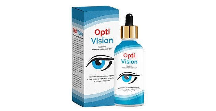 Opti Vision напиток концентрированный для глаз Опти Вижн ViP