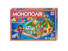 Настільна гра ТехноК Дитяча монополія (TOY-17138)