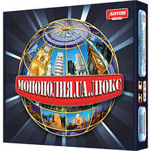 Настільна гра Artos games Монополія-Люкс (TOY-11995)