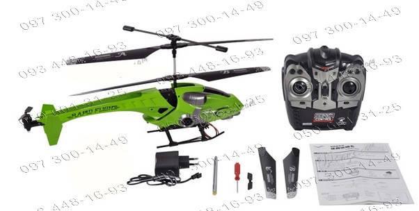 3х канальный Большой Модельный Вертолет на Радиоуправлении PengFei PF158 Детская Летающая Техника Вертолет 72 , фото 2