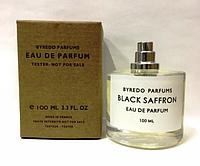 TESTER Туалетная вода для мужчин и женщин Byredo Black Saffron / Байредо Блек Шафран /100 мл.