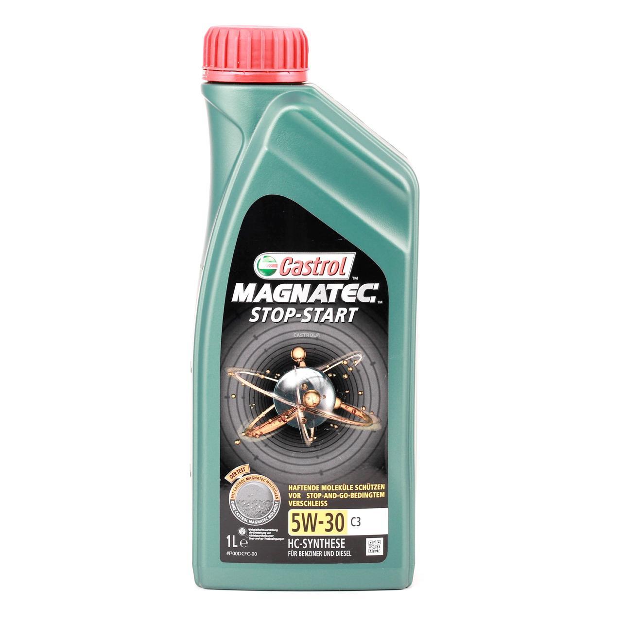 Castrol Magnatec Stop-Start 5W-30 C3 1л