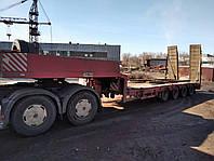 Седельный тягач Volvo FM 12 с платформой Stokota 3NC38 2007 (трал)