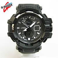 Годинник Casio G-Shock GW-A1100 NEW Black. Репліка ТОП якості!