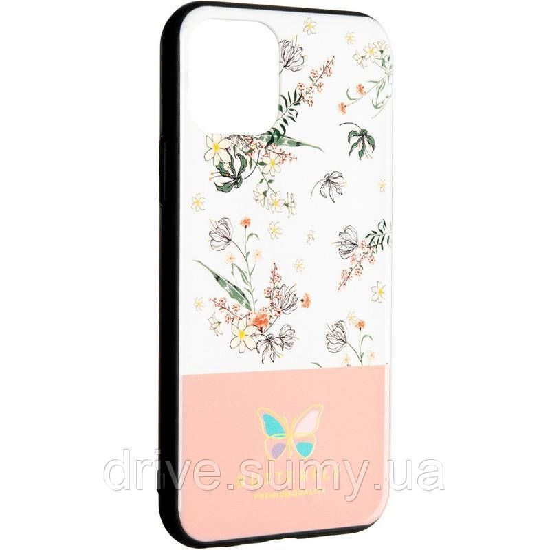 Butterfly Case for Huawei P Smart Z Pink
